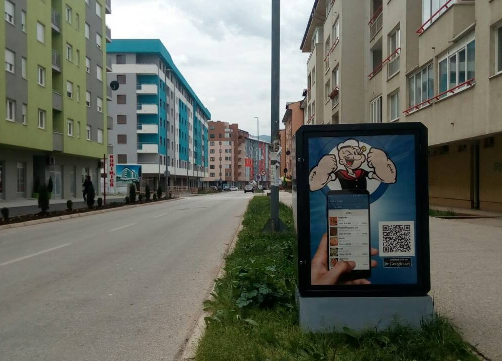 I. Sarajevo – Hilandarska
